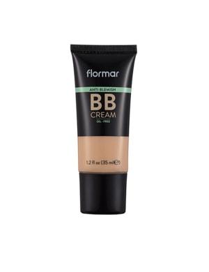 Kem Nền Che Khuyết Điểm Flormar Anti-Blemish Bb Cream Oil-Free Ab02 Fair/Light