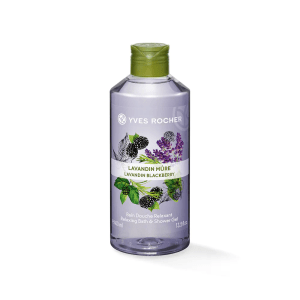 Gel Tắm Yves Rocher Lavandin Blackberry Relaxing Bath & Shower Gel 400Ml