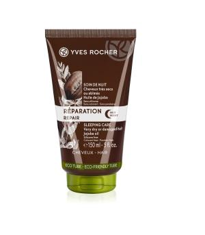 Mặt Mạ Ngủ Cho Tóc Yves Rocher Repair Sleeping Hair Care Night 150Ml