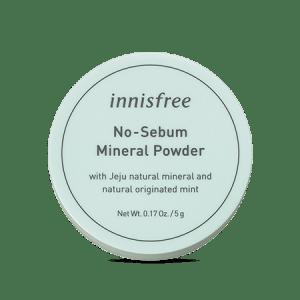 Phấn Phủ Dạng Bột No Sebum Mineral Powder 5G