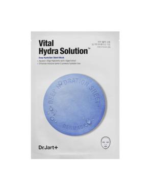 Mặt Nạ Giấy [Dr. Jart] Dermask Water Jet Vital Hydra Solution 0.9Oz - 1 Miếng