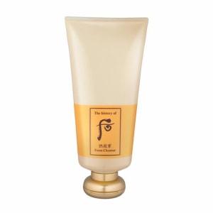 Sữa Rửa Mặt Dưỡng Ẩm Whoo Gongjinhyang Facial Foam Cleanser (180Ml)