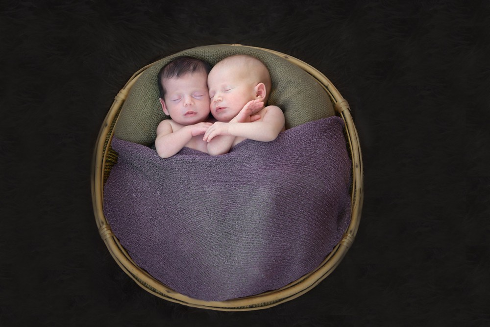 צילומי ניו בורן תאומים