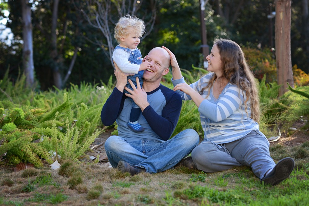 צילומי משפחה במרכז