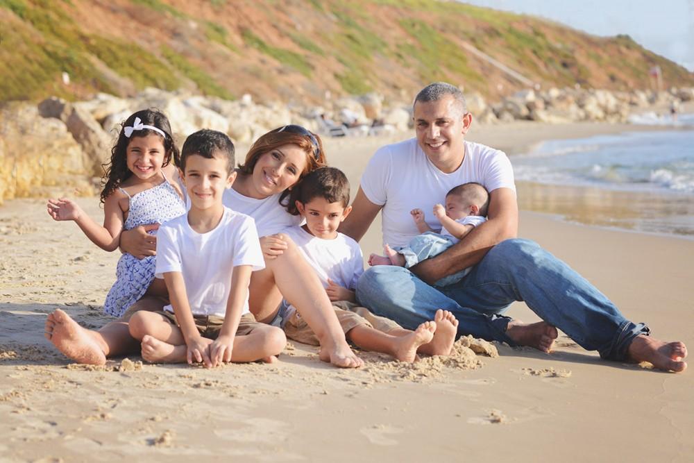 צילומי משפחה תל אביב