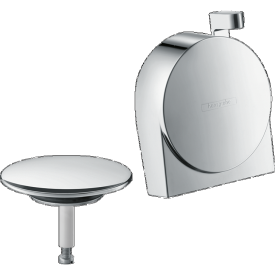 HANSGROHE EXAFILL S AFWERKSET CHROOM img