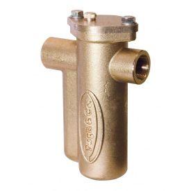 PUGH MICROMET 75 COMPACTE WATERONTHARDER METAAL img