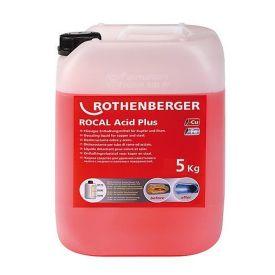 ROTHENBERGER ONTKALKERCONCENTRAAT UN3264 5 KG  (RG3) img