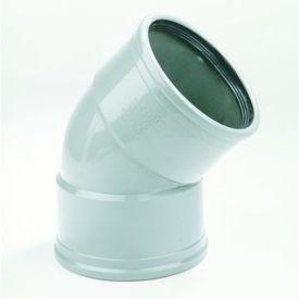 DYKA PVC BOCHT 125 - 45·2MV img