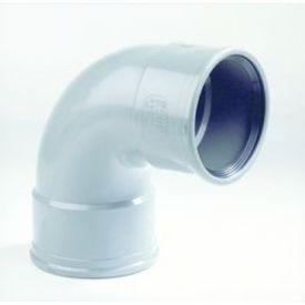 DYKA PVC BOCHT 125 - 90·2MV img