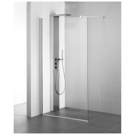IDEAL STANDARD SYNERGY VASTE WAND MUUR 8 MM 100x200 CM TRANSPARANT IDEAL PLUS img