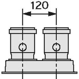 VAILLANT CLV-ADAPTER DIAM. 2x80 MM img