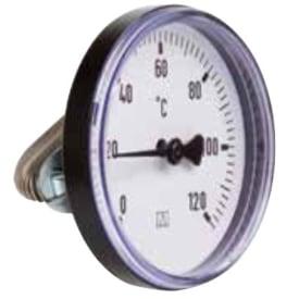 EURO-INDEX BUISKLEMTHERMOMETER 80 MM 0+120°C img