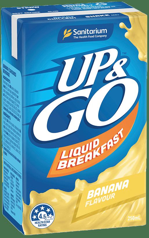 UP&GO Banana Flavour