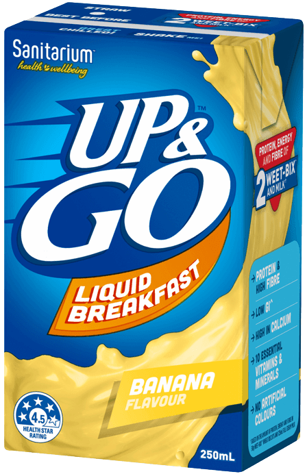 UP&GO Banana Flavour