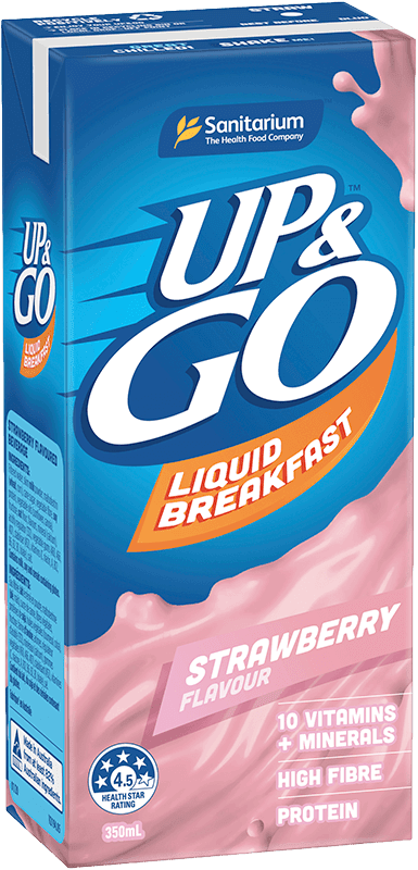 UP&GO Strawberry Flavour