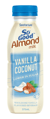 So Good Almond Milk Vanilla Coconut Flavoured