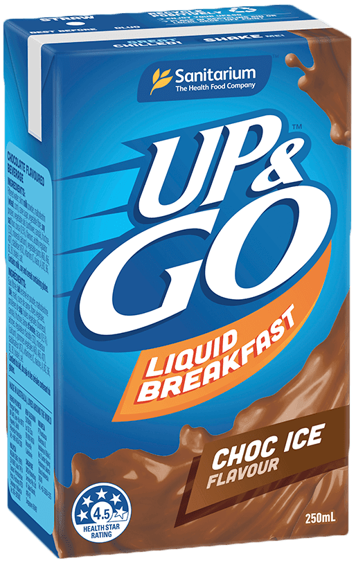 UP&GO Choc Ice Flavour