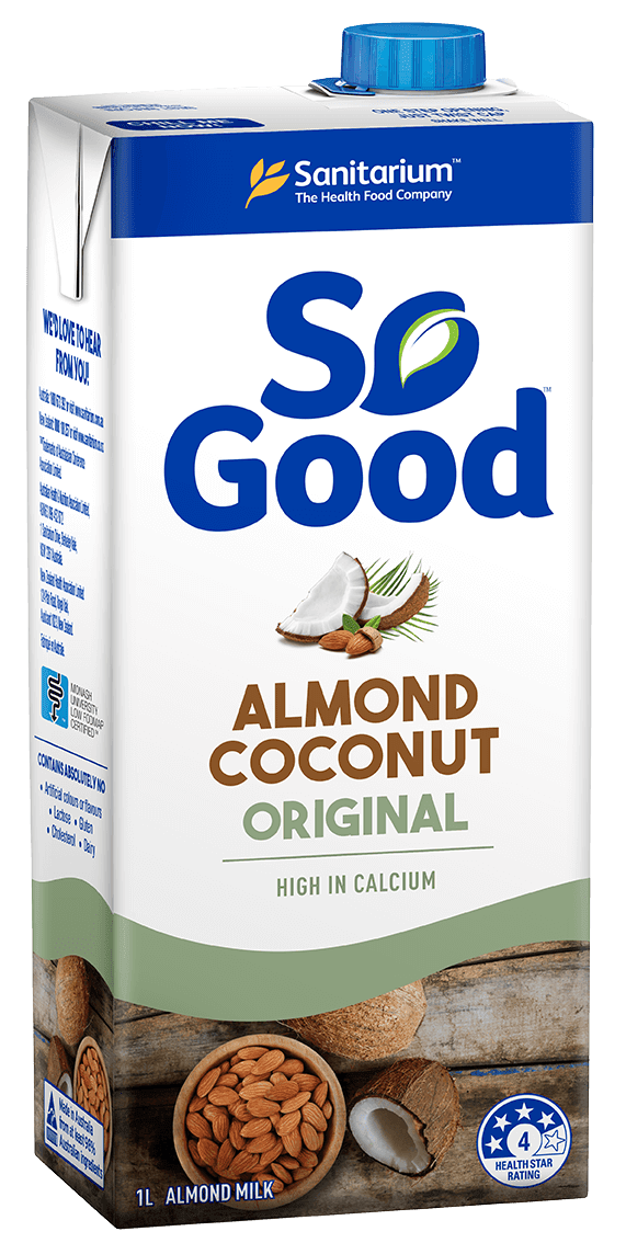 So Good Almond & Coconut Milk