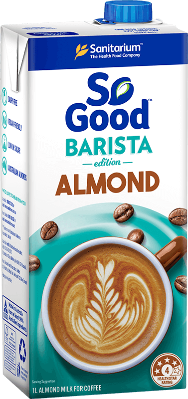 So Good Almond Barista Edition