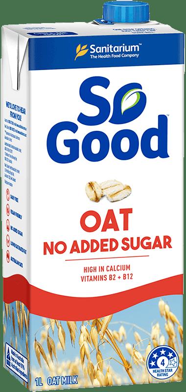 So Good Oat No Added Sugar