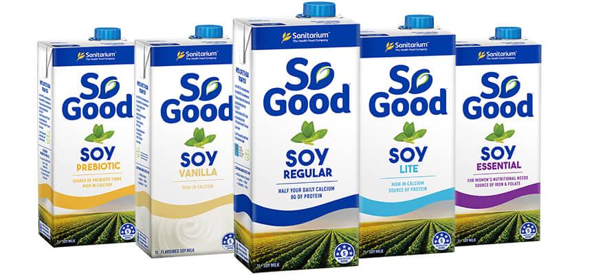 So good milk