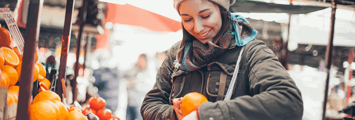 Winter Fruits And Vegetables Sanitarium Health Food Company