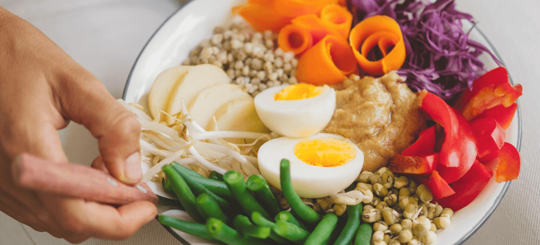 Buckwheat Gado Gado Bowl Sanitarium Health Food Company