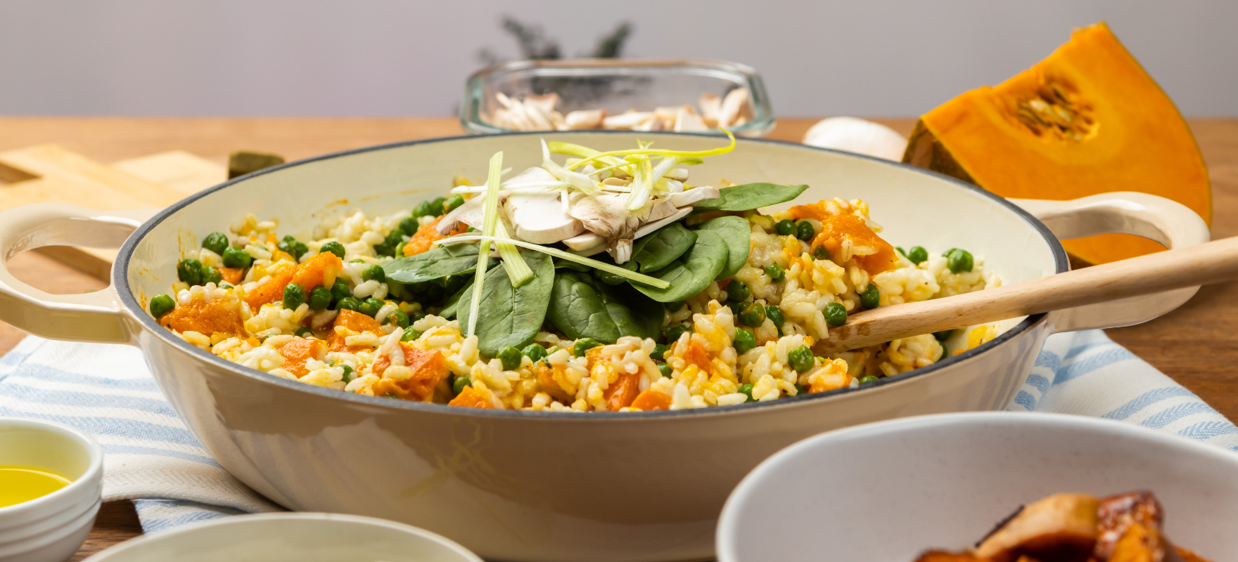 Oven baked risotto image 1