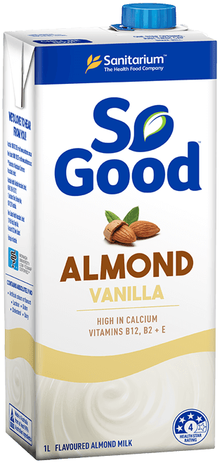 So Good™ Almond Milk Vanilla Flavoured
