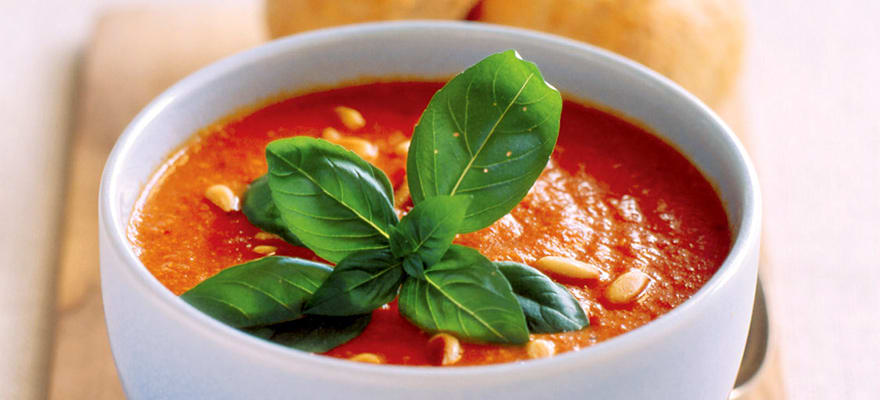 Roast tomato soup image 1
