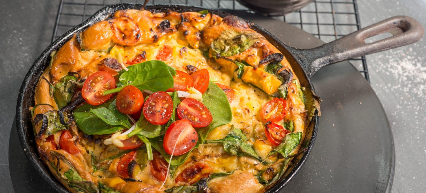 Vegetable bake image 2