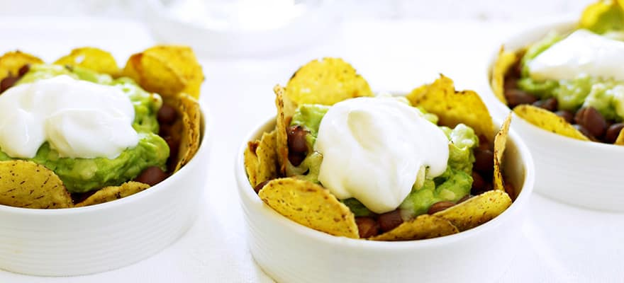 Bean nachos image 1