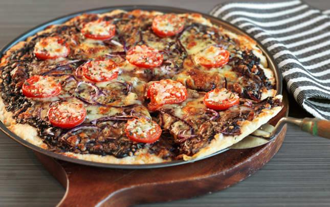 'Easy As' Marmite™ pizza image 1