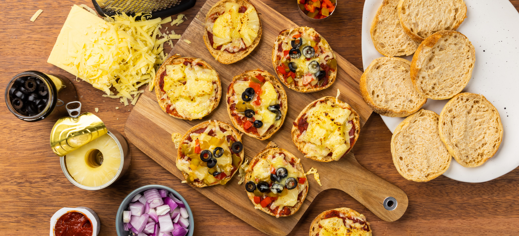 Pizza muffins image 3