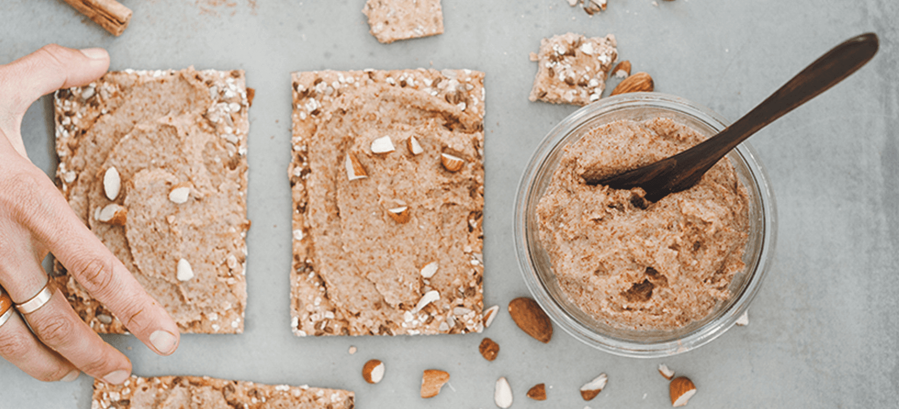 Cinnamon almond butter image 3