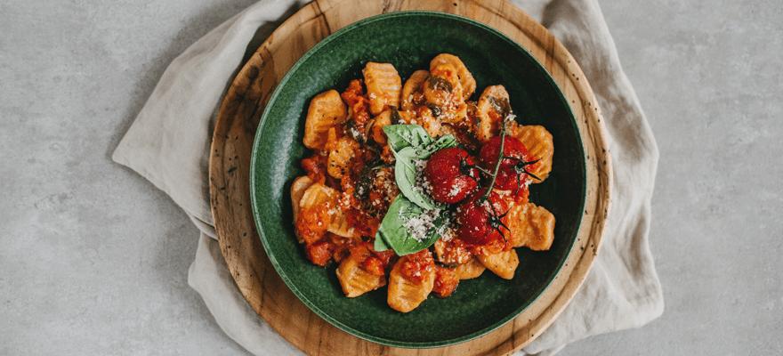 Sweet potato gnocchi image 1