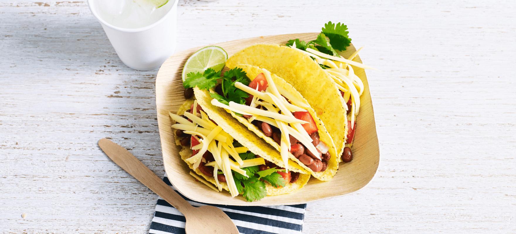 Mex fest vegan taco image 1