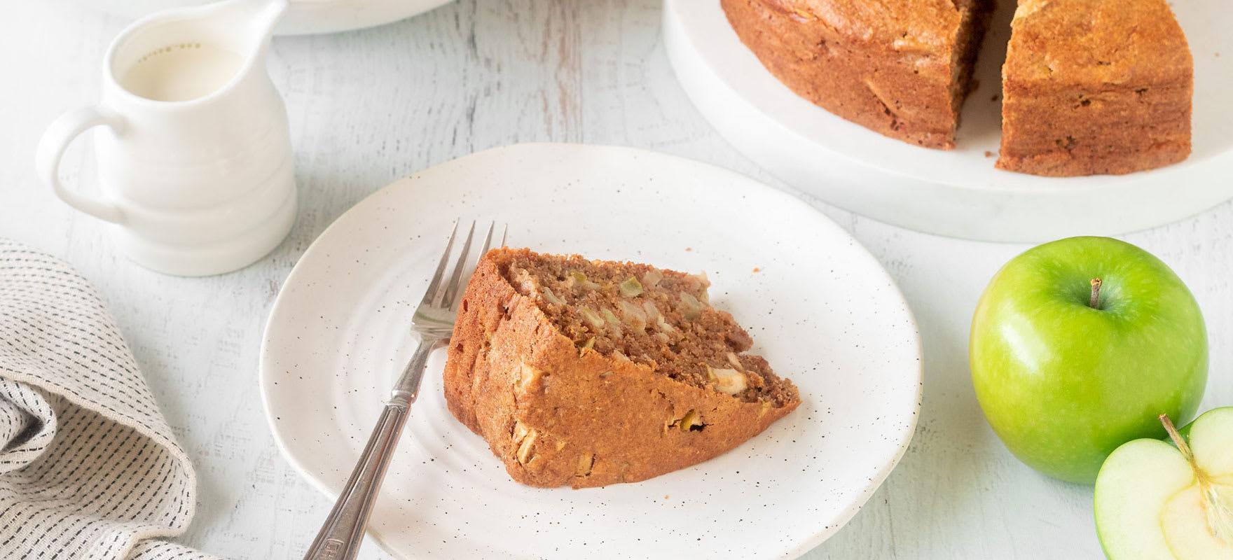 Spiced apple cake image 2