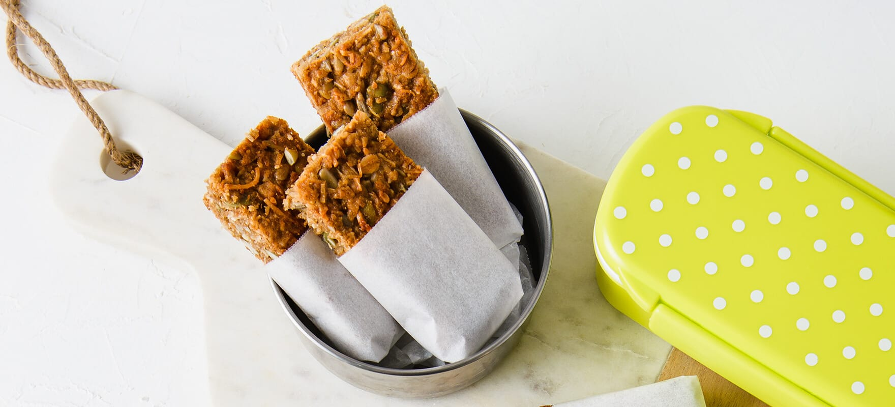Nut-free muesli bars image 2