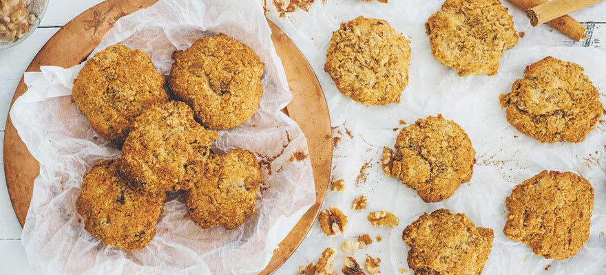 Cinnamon spice cookies image 1