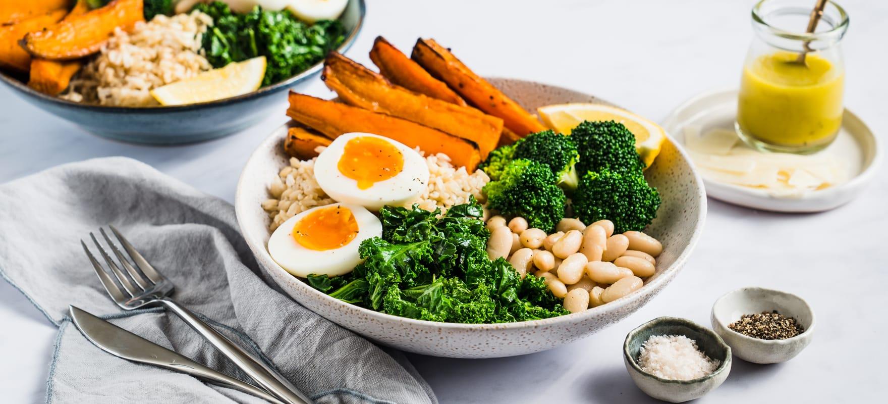 Vegetarian Nourish Bowl image 2