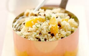 Orange and chickpea couscous salad image 1