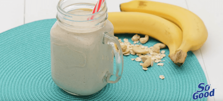 Protein smoothie - frozen image 1