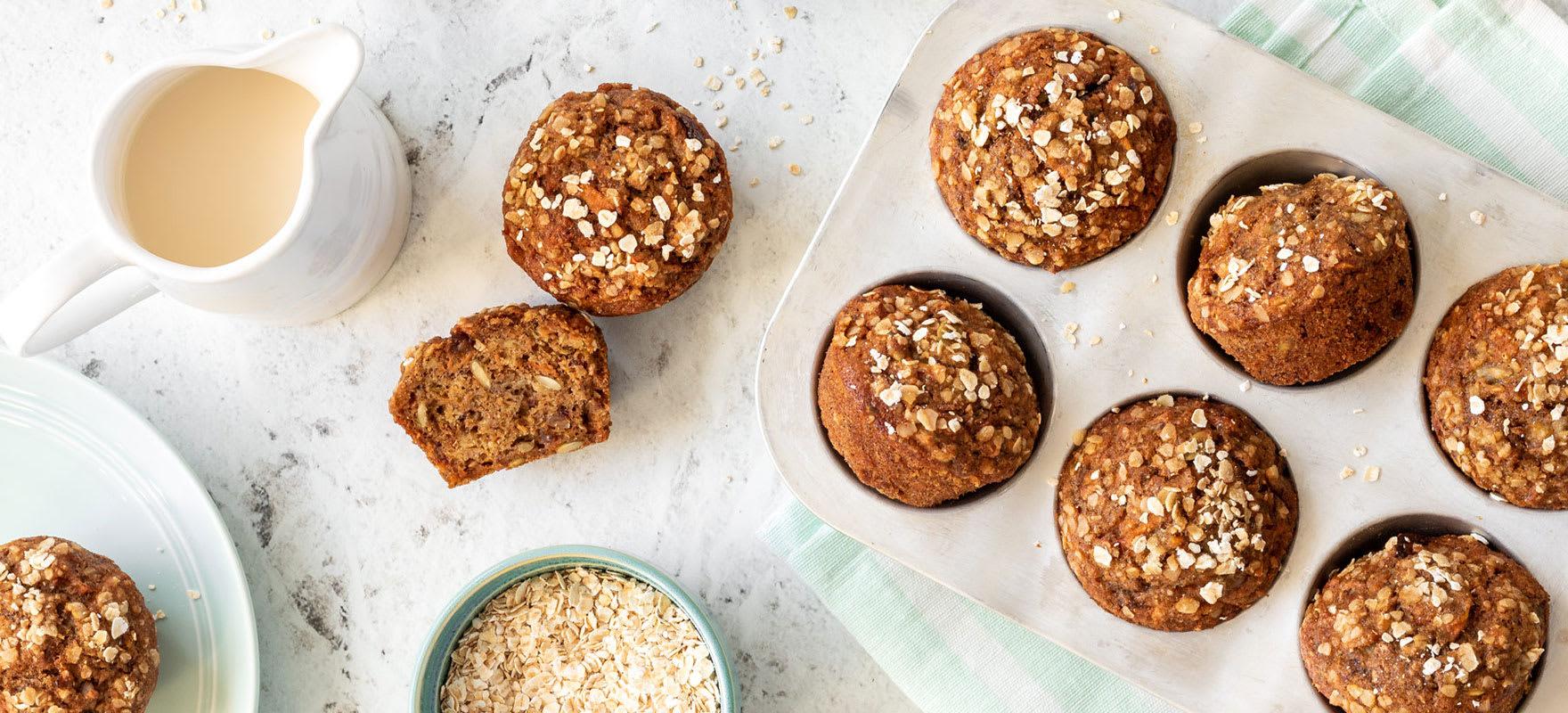 Breakfast muffins image 1