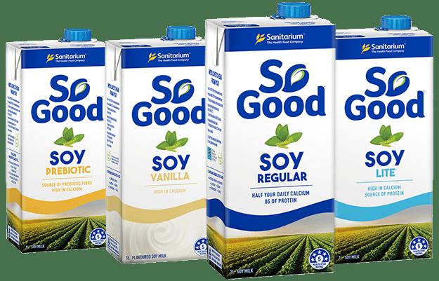 Soy milks