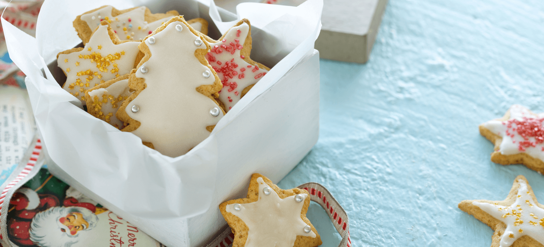 Christmas biscuits image 1