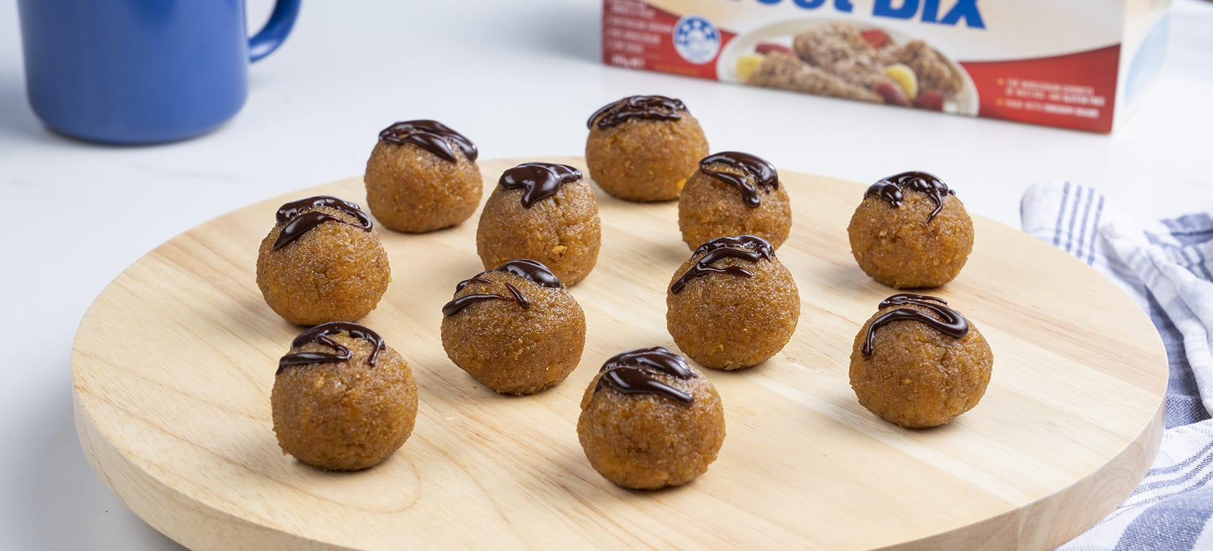 Gluten free apricot and cranberry truffles image 1