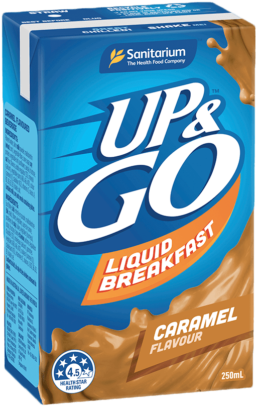 UP&GO™ Caramel Flavour