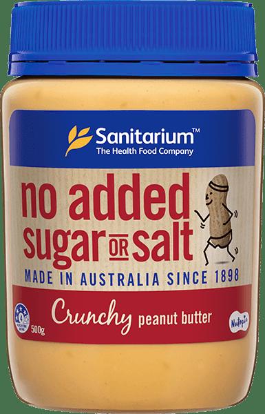 No Added Sugar or Salt Crunchy Peanut Butter